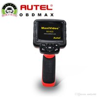 autel kamera großhandel-Original Autel Maxivideo MV400 Digitales Videoskop mit 5,5 mm Durchmesser Kamerakopf Inspektionskamera