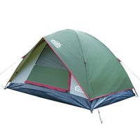 Wholesale Top Quality Person Tent - Top Quality Outdoor Camping Tent 1-2 Person Waterproof Double Layer Hiking Camping Tent