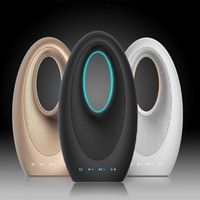 Wholesale Speakers Usb M2 - luxury Dubai Sailing Hotel Touch key M2 Bluetooth Wireless Speaker Stereo Loud speakers 3.5mm Aux TF Card Mic LED Light Boat Speaker