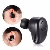 Wholesale Good Wireless Headsets - Good Quality S530 Plus Mini Wireless Bluetooth 4.1 In-Ear Earphone Stereo Headphone Headset Earbud With Retail Box