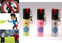 Wholesale Best Water Bottle - Hot Sell NEW 3PCS Lot NATO CS-GAS JA defensive perfume sprayer Pepper spray defender of Women Men Security 20ML Free Ship Best Price