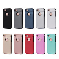 Wholesale armor series iphone - For iPhone 6S 7 7plus s7 s7edg Case Caseology [Vault Series] Slim Design Rugged Protective Armor Cover Samsung S5 S6 S6Edge Plus DHL SCA140
