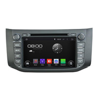 "Wholesale Nissan Sylphy Dvd - Android 4.4.4 Dual-core 8"" Capacitive Multi-touch Screen Car DVD Player For Nissan Sylphy B17 2012-2013 with WIFI 3G GPS Car Radio Stereo"