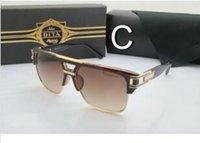 Wholesale Cat Butterfly Crystal - DITA 2030 NEW Fashion Luxury Sunglasses Newest Brand Designer Metal Square Sun glasses Men Women Sunglasses 60mm Gafas de sol mujer