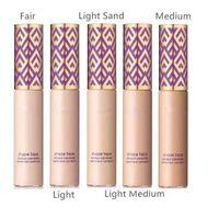 Wholesale makeup light box - STOCK 5colors New Makeup Shape Tape Concealer contour 5colors box 10ml contour concealer Fair Light Medium Tan Light sand Deep