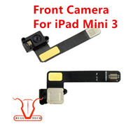 Wholesale Ipad Mini Small - New Original Front Camera Small Cam Facing Camera Flex Cable For iPad Mini 3 Replacement Spare Parts DHL Free Shipping