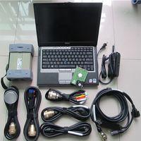 Wholesale Mercedes Star Diagnostic Software - (12V 24V) MB STAR C3 for Mercedes for Benz car truck OBD2 Scanner SD C3+D630 Laptop+ v2014-12 Software HDD obd2 diagnostic tools