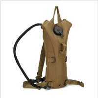 Wholesale military water backpack for sale - Group buy Outdoor Military Tactical backpacks Sports Water Bags Bladder Hydration Cycling Backpack Bag with Bladder outdoor water bag