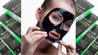 Wholesale Olive Face Cream - 2017 new SHILLS Deep Cleansing Black MASK 50ML Blackhead Facial Mask 50pcs