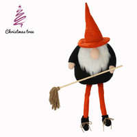 Wholesale Halloween Gifts Halloween Dolls Cute Wizards Matte Dolls