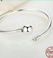 Wholesale Women Silver 925 Watch - 2017 FASHION Top Brand Luxury bracelet women flashion bracelet watch 925 silver lady bracelet Relogio Masculino Montre Homme.