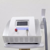 Wholesale Free Tattoo Removal - portable smaller qswitch laser ndyag machine for eyebrow cleaning eyeline cleaning pigment removal with free shipping