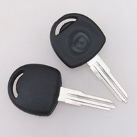 Wholesale Opel Key Shell Replacement - Replacement car key cover for Opel transponder key blank shell FOB case with right blade 30pcs lot