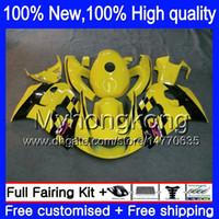 Wholesale 97 Gsxr Fairing Kits - Body 23Colors Bodywork For SUZUKI SRAD GSXR600 96 97 98 99 00 COOL GSXR-600 5XH57 GSXR 600 750 GSXR750 1996 1997 1998 1999 2000 Fairing kit