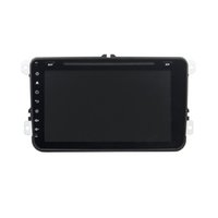touch mp3 spieler groihandel-Full Touch Andriod 5.1 Auto DVD-Player für VW Magotan Passat mit GPS, Lenkradfernbedienung, Dua Zone, Radio