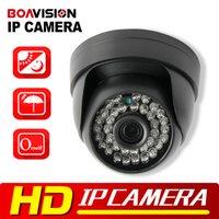 Wholesale Dome Infrared Cctv Camera - 1.0MP 2MP IP Camera Security 1080P Dome H.265 IR Night Vision Surveillance HD 720P CCTV Camera IP ONVIF XMEye P2P View BOAVISION