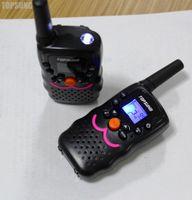 Wholesale Walkie Talkie 5km Range - VT8 1W long range handy walkie-talkie pair radio comunicador transceiver up to 5KM HF CB radios amador VOX hand-free headphones