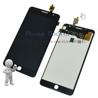 Wholesale Digitizer Star - Wholesale-Full LCD DIsplay+Touch Screen Digitizer Assembly For Alcatel One Touch Pop Star 3G OT5022 OT 5022 OT-5022 5022X 5022D Black ;New