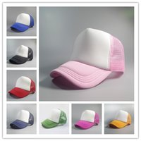 Wholesale Candy Pictures Color - Wholesale Candy-Color Adult Basehats Customized Net Caps LOGO Pictures Printing Advertisement Hat Snapback Cotton Baseball Cap Custom