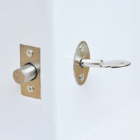 Wholesale Steel Door Security Lock - Stainless Steel Door Tube Lock,Window Lock, Security Dead Bolt with key