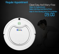 Wholesale Dry Cleaning Carpet Cleaners - Robotic Vacuum Cleaner Automatic Intelligent House Cleaning, Wet & Dry Clean