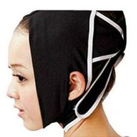 Wholesale Lift Up Face Mask - 1 Pc Lot Women Wrinkle V Face Chin Cheek Lift Up Slimming Slim Mask Ultra-thin Belt Strap