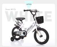 Wholesale Kids Bikes 18 Inch - 6-9 years old top quality 18 inch children bike high carbon steel frame wholesale kids bicycle
