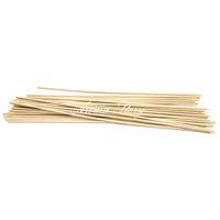 Wholesale Reed Wholesale - 100pcs lot 30cmx3mm Premium Rattan Sticks Reed Diffuser Sticks Aromatic Sticks Free Shipping