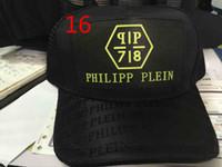 Wholesale Metal Snapback Hats - 2017 popular ICON cap Hip Hop summer Baseball Cap Hat metal Letter 78 Caps for Men Women Snapback Brand cap