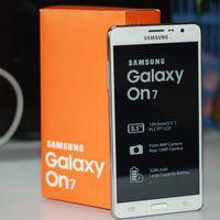 Wholesale Dual Sim 1gb Ram - Refurbished Smasung Galaxy On7 G6000 Cell Phone Quad Core 5.5Inch 1280*720 Screen Dual Sim 1G RAM 16G ROM 13.0MP