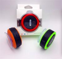 Wholesale hook waterproof speaker for sale - Group buy C6 Speaker Bluetooth Speaker Wireless Potable Audio Player Waterproof Speaker Hook And Suction Cup Stereo Music Player With Retail Package
