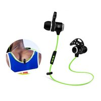 Wholesale Bluetooth Headset S3 - W KING S3 Bluetooth Headset Wireless Earphone Sports Neckband Headset With Microphone Hands Free Calling For iPhone Samsung huawei
