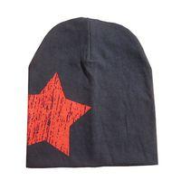 Wholesale Star Beanies Baby - New Winter hats Boy Girl hat Newborn Toddler Infant Cotton Soft star baby hats Beanie caps for children W1