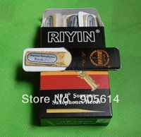 "Wholesale Saxophone Reeds Wholesalers - Wholesale- Soprano Saxophone Reeds reed Brand ""RIYIN"" NEW Strenght #2"