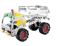Wholesale Boat Building Construction - metal construction vehicle toy building toy sets