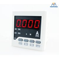 Wholesale ME DA61 white and black LED digital display dc China ammeter price mm of high quality