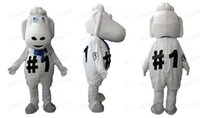 Wholesale Custom Advertising Mascot - AM0356 Serta Sheep Mascot costume advertising mascot suit fur mascotte party costumes