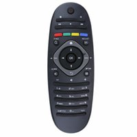 Wholesale universal control philips - 1PC Universal TV Remote Control Suitable For Philips TV DVD AUX Remote Control