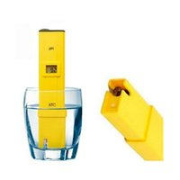 types de boissons achat en gros de-Moniteur de graisse du corps de l'eau potable pH Moniteurs Pen pour soins de santé Mètre Testeur numérique Portable Moniteurs de mesure de soins du corps