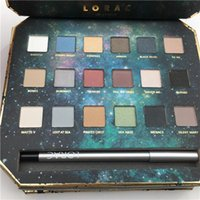 Wholesale New Sky Pro - 2017 new Makeup Eye Shadow Lorac Pirates Of The Caribbean Limited Edition Pro Eyeshadow Palette 18 Colors Dead Men Tell No Tails