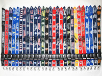 Wholesale Neck Strap Key Holder - DHL free shipping hot sale ball team Cell Phone Straps Accessories lanyards Key chain neck holders ford ID collection
