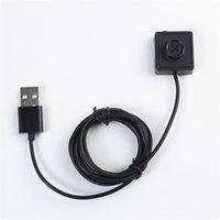 24 stunden aufnahmekamera großhandel-HD 1080P Miniknopf Kamera Portable Videokamera mit 2M langen Kabel 7/24 Stunden Loop Recording Unterstützung Motion Detecting Max Unterstützung 32 GB