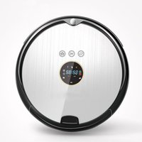 Wholesale R8 A robotic New Design Intelligent Robot Vacuum Cleaner Dust Cleaning Machine Senser Automatic Auto Robotic Sweeper Floor Cleaning Machine