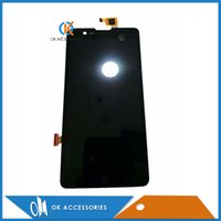 Wholesale Replacement Touch Screen Panel Zte - High Qulity For ZTE V5 Red Bull V6  V7 Blade V7  V7 Lite V7 Lite with frame Touch Screen And LCD Screen Display Replacement Part