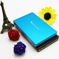 Vente en gros HDD Manyuedun Disque dur externe 100gb High Speed ​​2.5