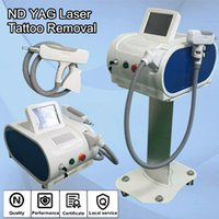 Wholesale Cheap Small Dolls - 2000mj professional q switched nd yag laser black doll treatment tattoo removal small portable cheap nd yag laser