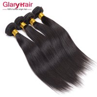 Hot Selling Items 8a Grade Peruvian Virgin Hair Extensions Cheap Remy Peruvian Straight Human Hair Weave Bundles Vente en gros Hair Beauty Gifts