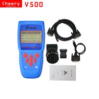 2016 V-checker V500 Auto Code Reader EOBD OBD2 Scanner Scan Tool com software BMW