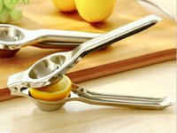 Wholesale Hand Held Fruit Juicer - Manual Juicer stainless steel baby fruit lemon clip machine