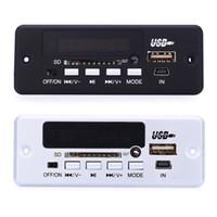 пульты дистанционного управления оптовых-Мини-функциональные 02EBT MP3 автомобиль декодер Совет Bluetooth громкой связи дистанционного управления отключения питания функция памяти Бесплатная доставка